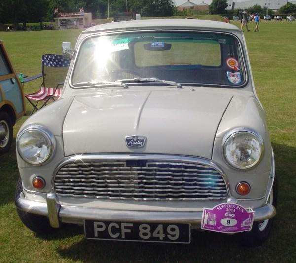 1960 Austin Seven-4