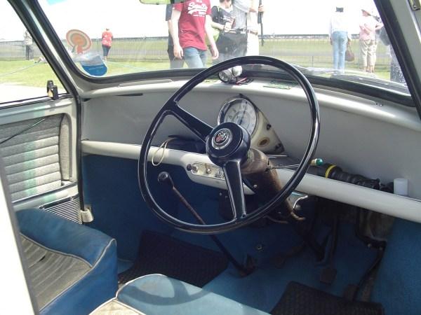 1960 Austin Seven -6