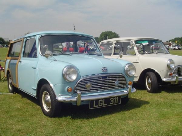 1961 Austin Seven Countryman-2