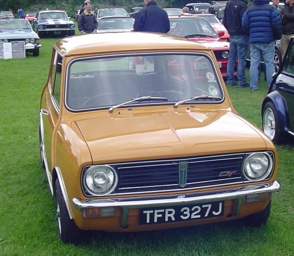 1971 Mini 1275GT-3