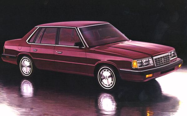 1986 Plymouth