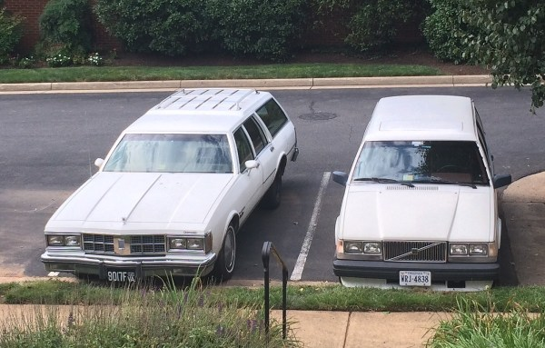 9 Olds and Volvo