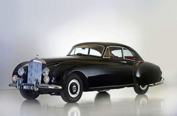 Bentley R-Type-Continental-Sports-Saloon