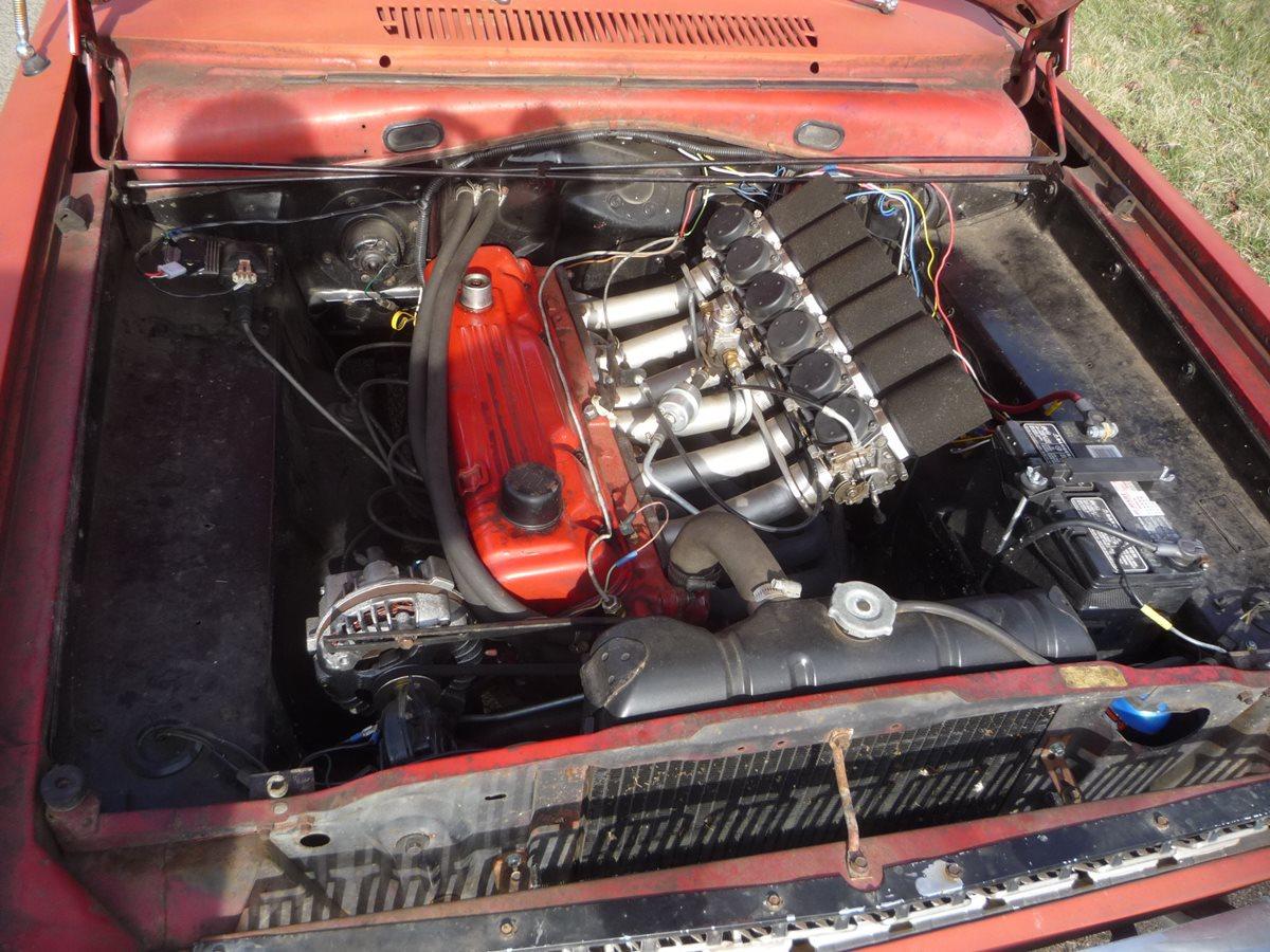 Performance Chrysler Slant Six Parts