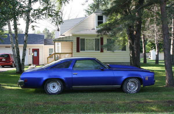 Chevelle 1973 laguna side