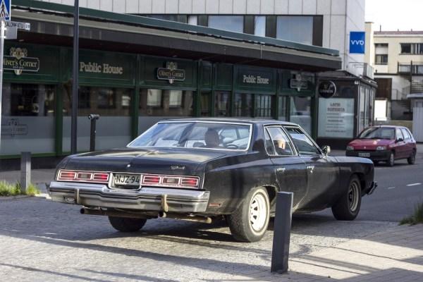 Chevrolet 1975 Finland