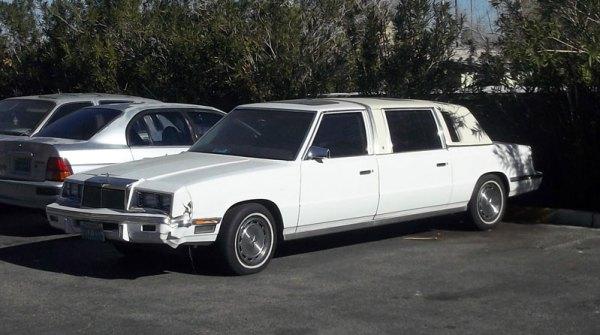 Chrsyler Limousine