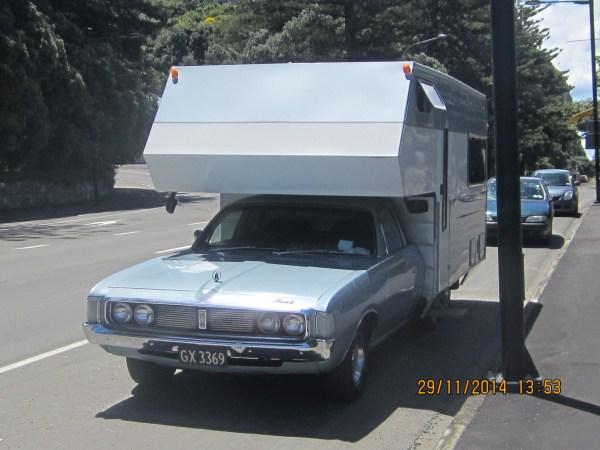 Chrysler AUS motorhome fr