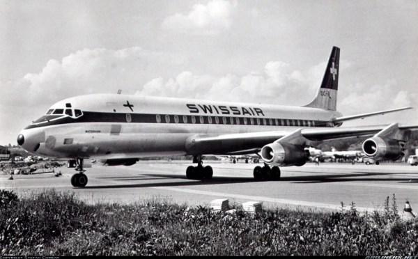 Autobiography/Aviation History: Douglas DC-8 – The Trip of a Lifetime