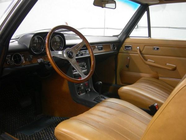 Mercedes 1974 280C int