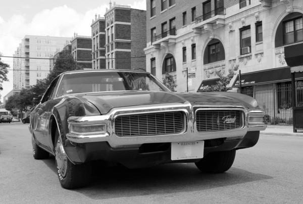 Old Toronado 1969 fr