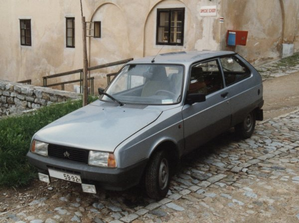 Oltcit Club  Auto