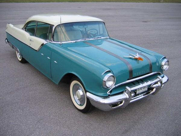 Pontiac 1955 coupe