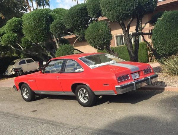 Pontiac 1975 ventura sprint rq