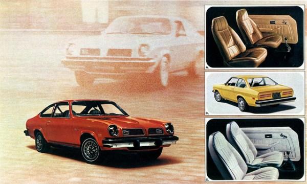 Pontiac 1976 Astre