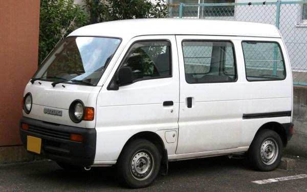 Suzuki Carry w
