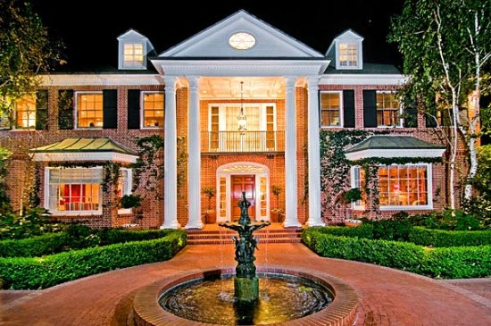 mansion georgian