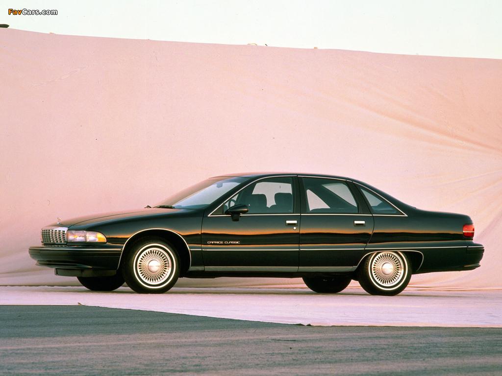 Kelebihan Kekurangan Chevrolet Caprice 1991 Spesifikasi