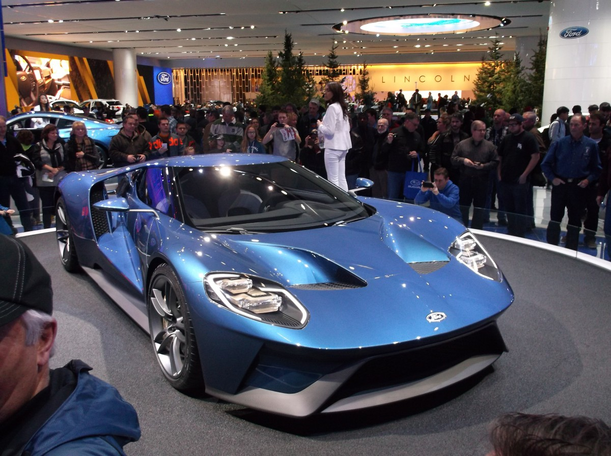 The North American International Auto Show A Biased Viewpoint - Auto show near me