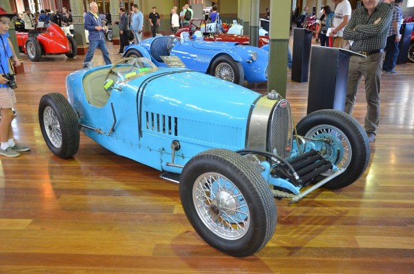 1927 Bugatti Holden