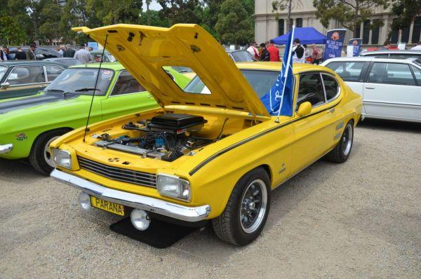 1971 Ford Capri Perana