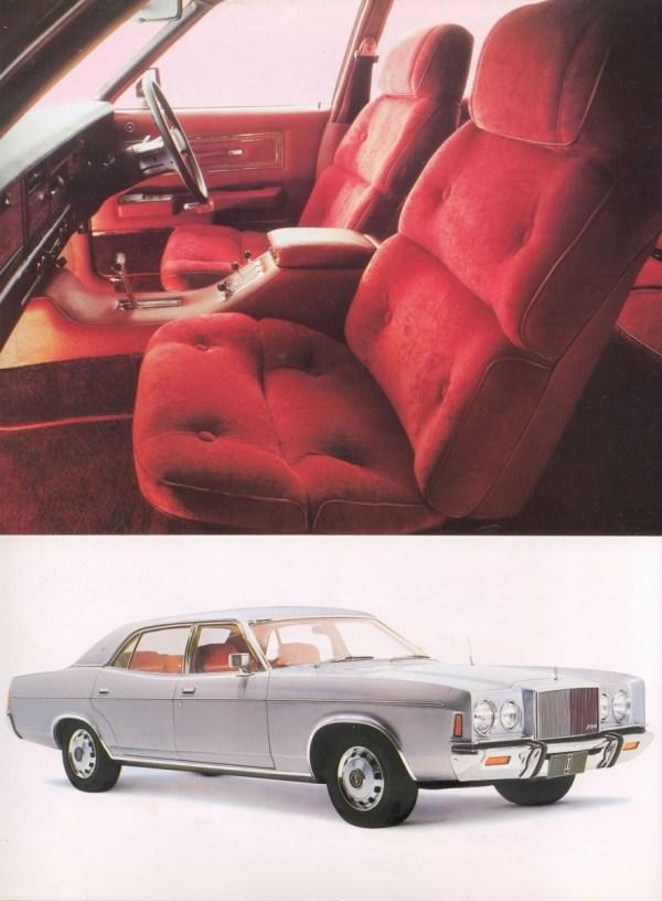 1976 Ford LTD _Australia_-11