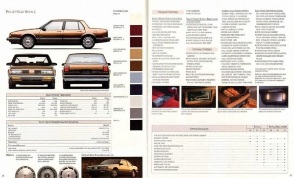 1991 Oldsmobile Full Line Prestige-28-29