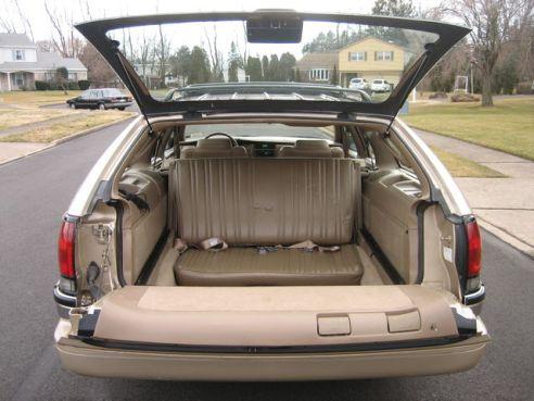 1996 Roadmaster 3rd seat