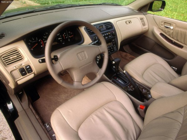 1998Accord Interior