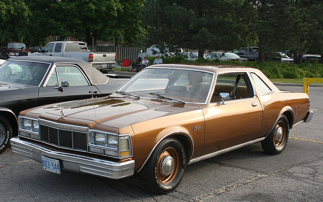 Curbside Classic 1980 Plymouth Caravelle T Topped
