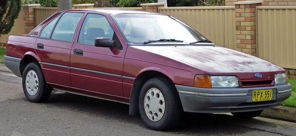 800px-1988-1989_Ford_EA_Falcon_GL_sedan_02