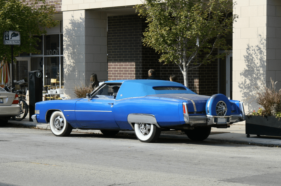 Cohort Outtake: 1974 Eldorado Pimpmobile – Not A Eugene-mobile