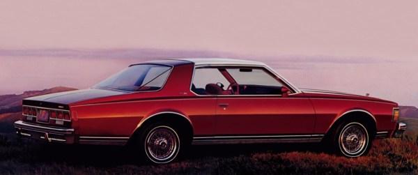Chevrolet 1977 Caprice-Landau-Coupe