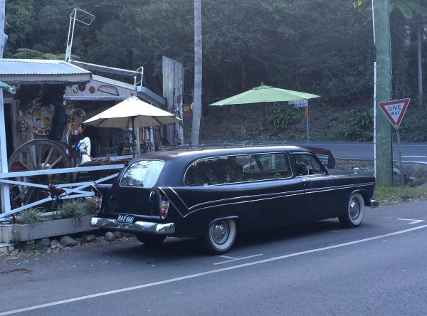 Chrysler AUS Royal hearse srq 1200
