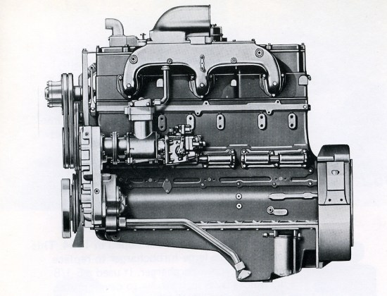 Cummins Model-NH-250-