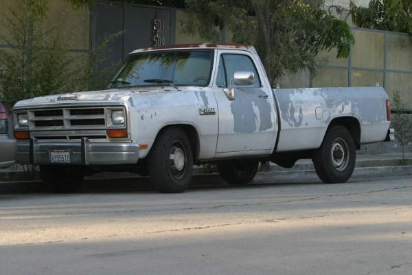 Dodge 1989 Ram cummins