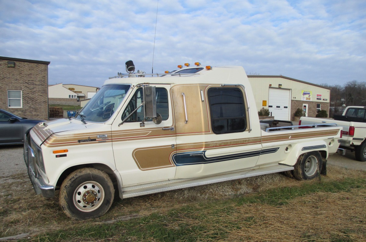 Curbside Classic: 1990 Ford E-350 by Cabriolet – Purpose
