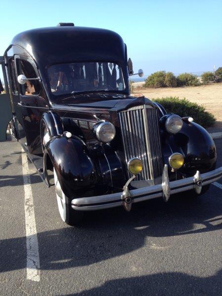 Packard 1937 RV ff