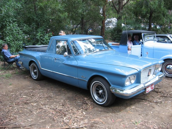 Valiant S series ute
