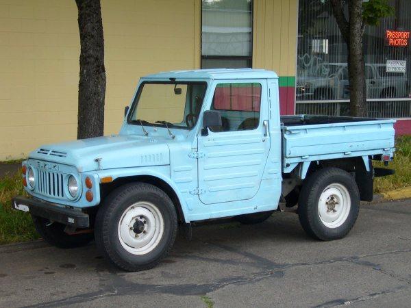 Suzuki Truck 001 1200