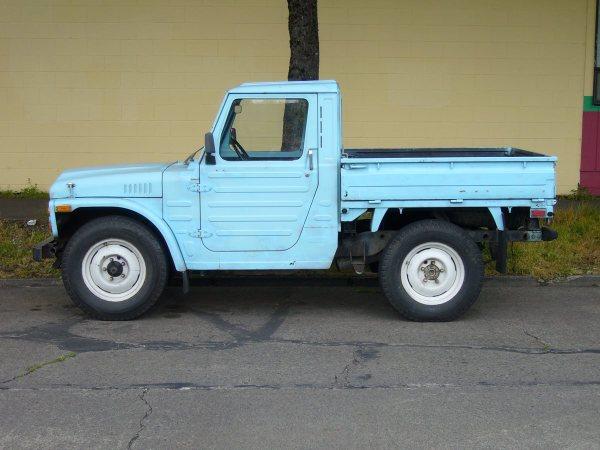 Suzuki Truck 002 1200