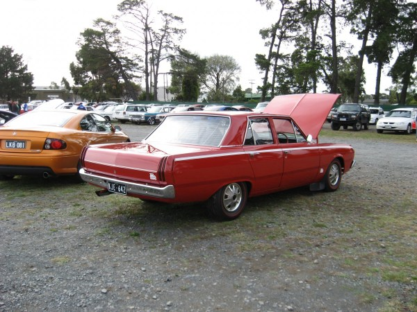 VF Pacer rear