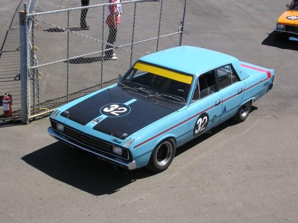 VG Pacer race car