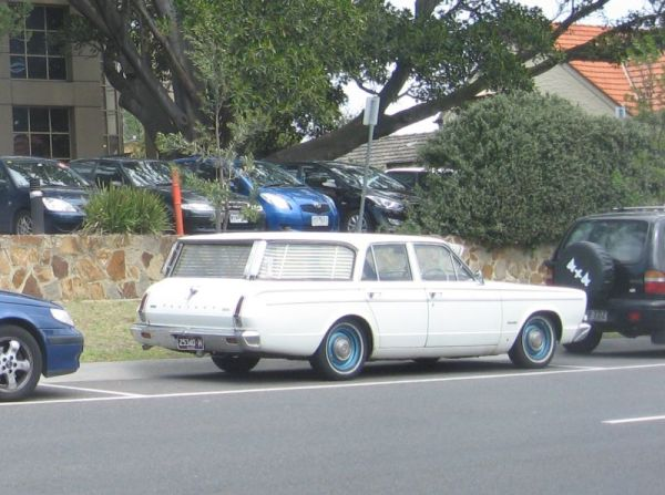 Valiant VC wagon