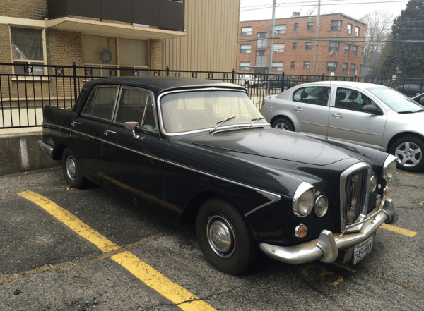 Wolseley 6 110 fq2 William Oliver