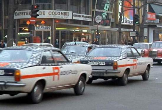 chrysler180 taxi