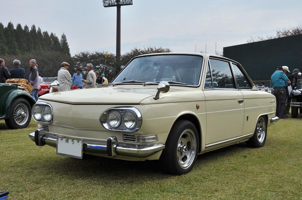 automotive history 1964 1967 hino contessa 1300 the japanese corvair