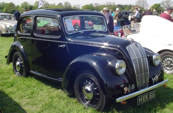1946 Morris Eight