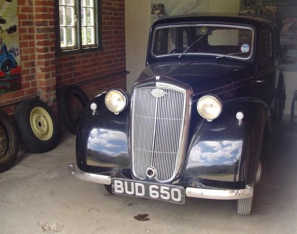 1946 Wolseley 8.6