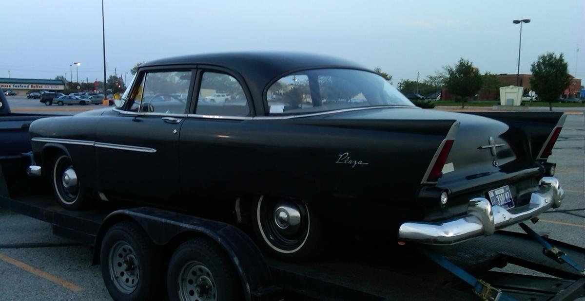 Plymouth Car Crash
